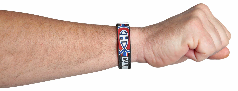Montreal Canadiens bracelet fist